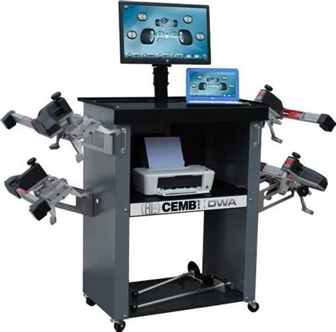 Truck Wheel Alignment Pdf Cemb Dwa1000xl Wheel Alignment System For Cars And Light