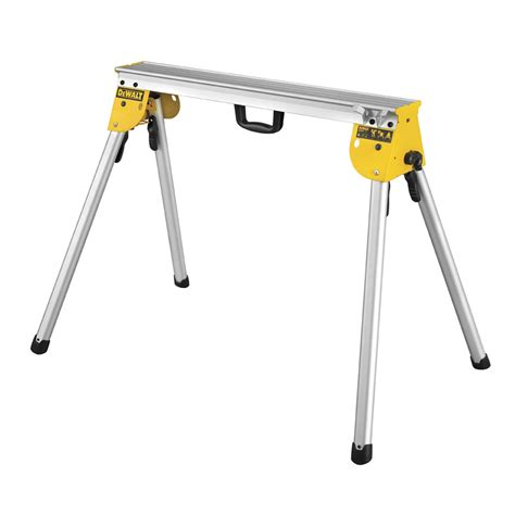 best price on dewalt table saw dewalt de7035 xj heavy duty work support stand saw horse
