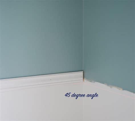 chair rail corners 8 tricks to diy wainscoting pender peony a southern