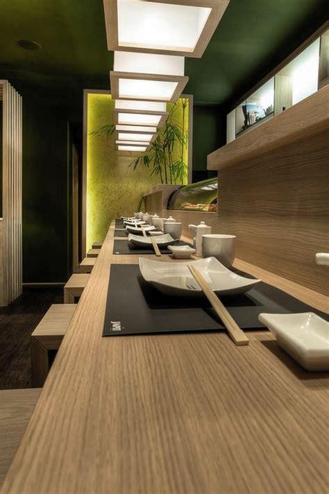 Sushi Interior Design by Sushi Bar Made By Ernesto Fusco