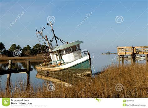 boat salvage rights florida abandoned shrimp boat florida stock images image 13101704