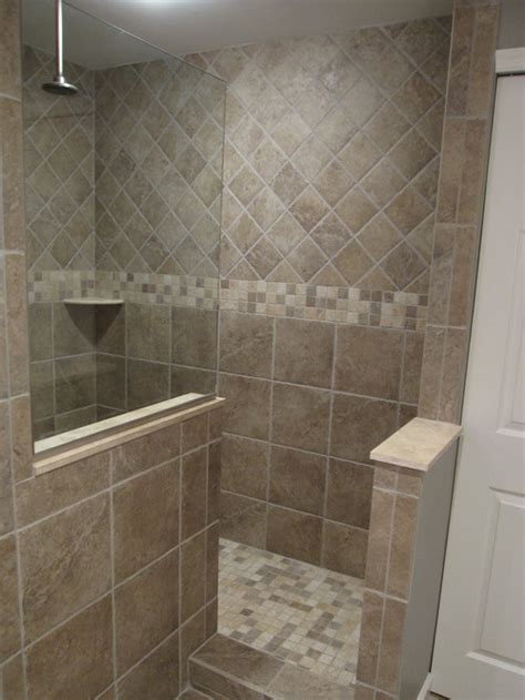 Bathroom Shower Tile Design Avente Tile Talk Tile Layout Planning And Preparation