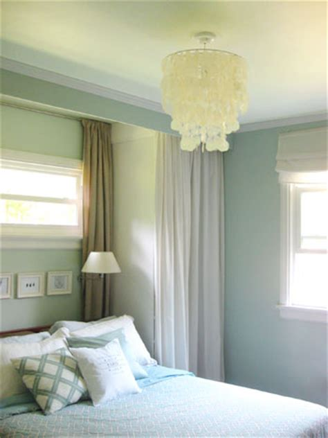 bedroom ceiling paint painting our bedroom ceiling a soft green color young