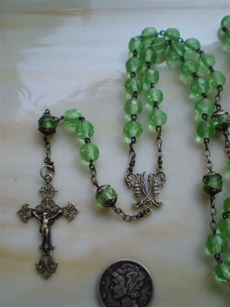 vintage rosary collecting antique rosaries antique and vintage rosaries