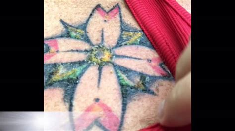 tattoo aftercare scabbing new tattoo scabbing aftercare youtube