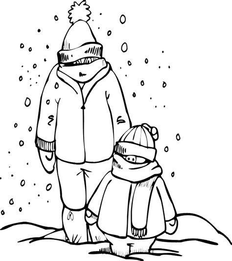 clothes coloring pages pdf winter clothes coloring pages 4 free coloring page site