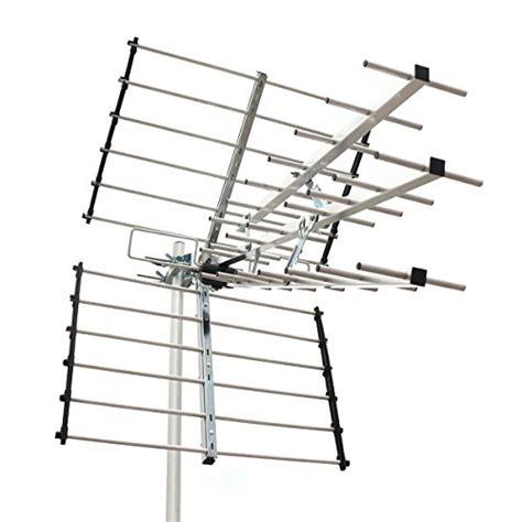 range attic antenna 1byone digital lified outdoor attic hdtv antenna 100