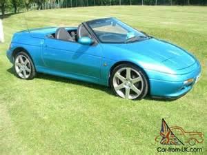 Lotus M100 1992 Lotus Elan M100 Se Turbo Blue