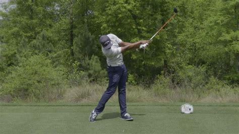 classic golf swing watch classic swing sequences swing analysis tony finau