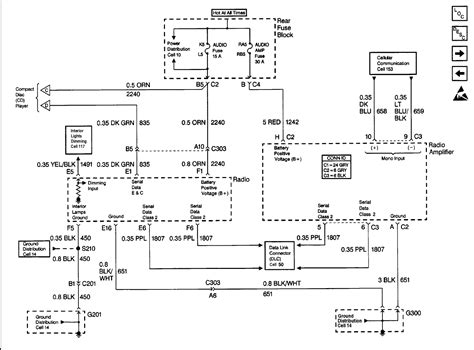 i need a wiring diagram i need for a 1999 cadillac sts bose radio wiring diagram