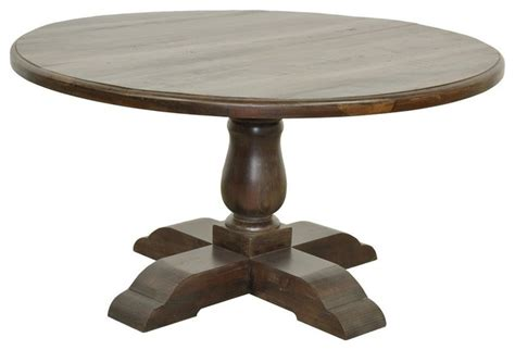 cambria dining table 56 quot contemporary dining