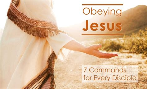 how to your to obey commands the pastor s christiansburg mennonite fellowship
