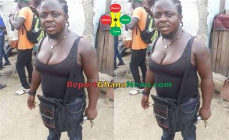 latest entertainment gossip in ghana fashion police is this person a woman or a man ghana