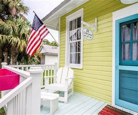 blissful tybee island cottages bliss living