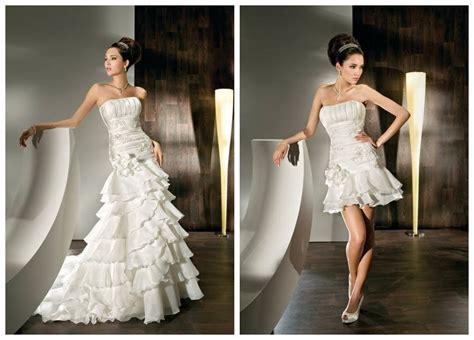 Brautkleid 2 In 1 by Whiteazalea Dresses 2 In 1 Wedding Dress Fashion