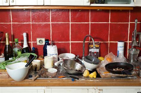 messy kitchen 7 college kitchen essentials iowa college students