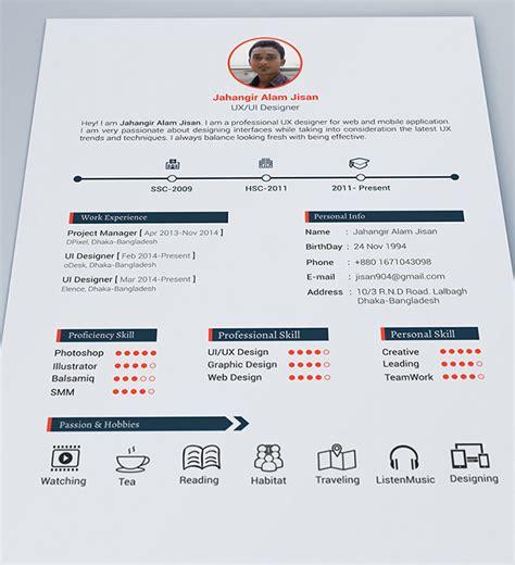 Plantilla De Curriculum Infografico Gratis 30 Plantillas Para Curriculum De Alto Impacto Marianocabrera