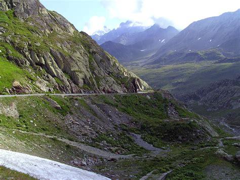 Motorräder Verkaufen Schweiz by Serie Top 10 Alpenp 228 Sse Platz 10 2469 Meter Motorrad
