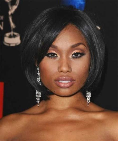 chin length hairstyles for ethnic hair best short haircuts for black females style beauty