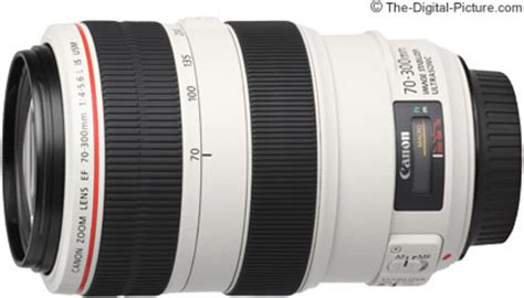 canon ef 70 300mm f/4 5.6l is usm lens review
