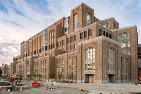 Career Services Notre Dame Mba by Historic Project At Notre Dame Nearing Completion