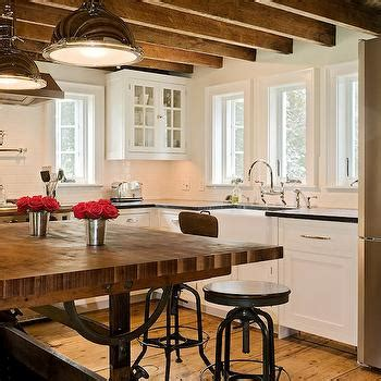 industrial farmhouse kitchen island rustic farmhouse kitchens design ideas