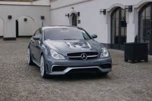 Mercedes Product Mercedes Cls W 219 Complet Kit Style Amg Buy