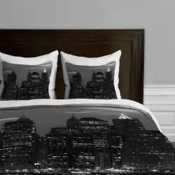 Deny Duvet Covers Total Fab New York City Skyline Bedding Amp Nyc Themed