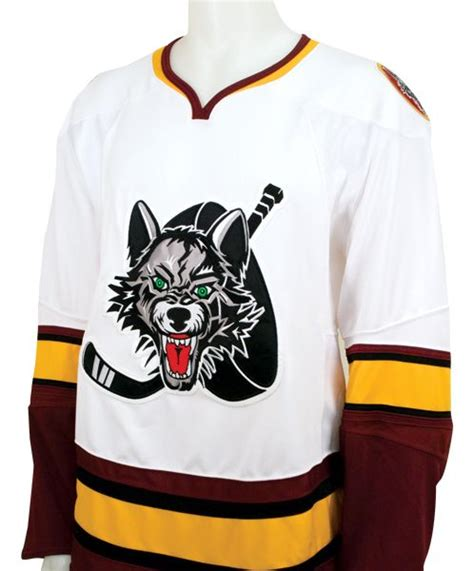 Fiore Shirt Wolfice 12 best ihl ahl nhl images on blackhawks hockey chicago blackhawks and chicago wolves