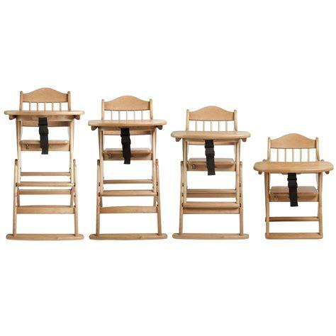 safetots folding wooden high chair safetots folding wooden high chair wood safetots