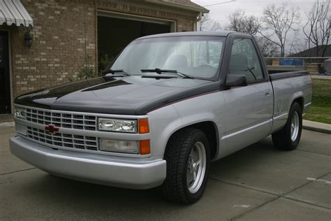 1990 chevrolet 454ss tennessee classic automotive