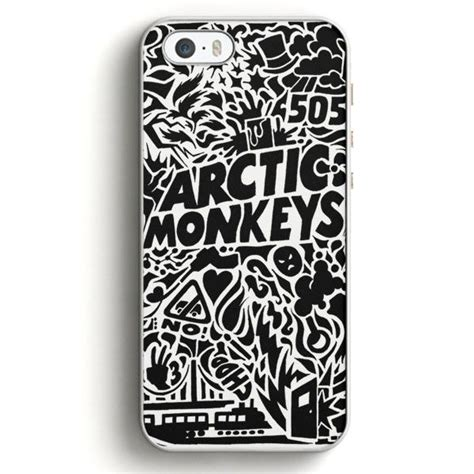 Arctic Monkeys Cd Iphone 6 by Arctic Monkeys Black And White Iphone 5 5s Arctic