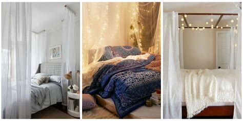 how to decorate canopy bed 10 diy canopy beds bedroom and canopy decorating ideas