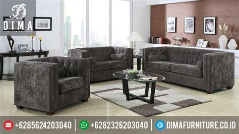 Sofa Ruang Tamu Klasik sofa tamu mewah jepara minimalis cover df 0312 dima