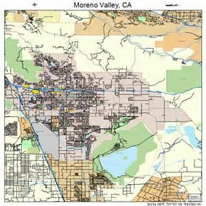 moreno valley california map 0649270