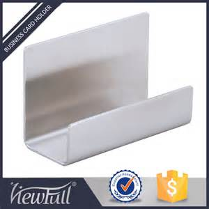 business card holder desktop smooth surface exhibition desktop business card holder