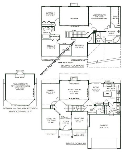 sterling homes floor plans home plan