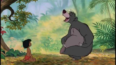film disney jungle baloo and mowgli wiggle it videos smile fun laugh