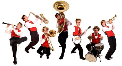 gruppi swing silk traditional jazz band to book or hire