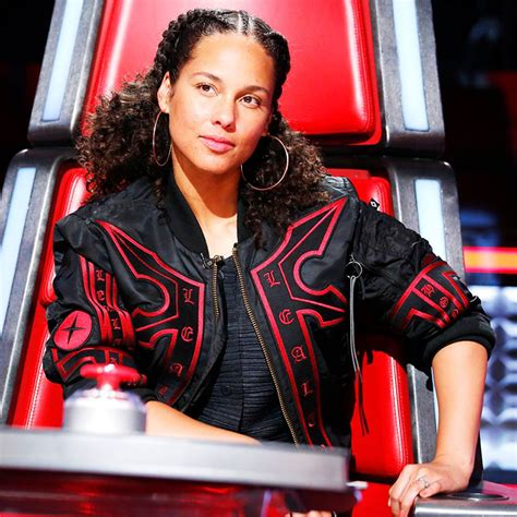 hairstyles on the voice meet alicia s team on the voice 187 alicia keys
