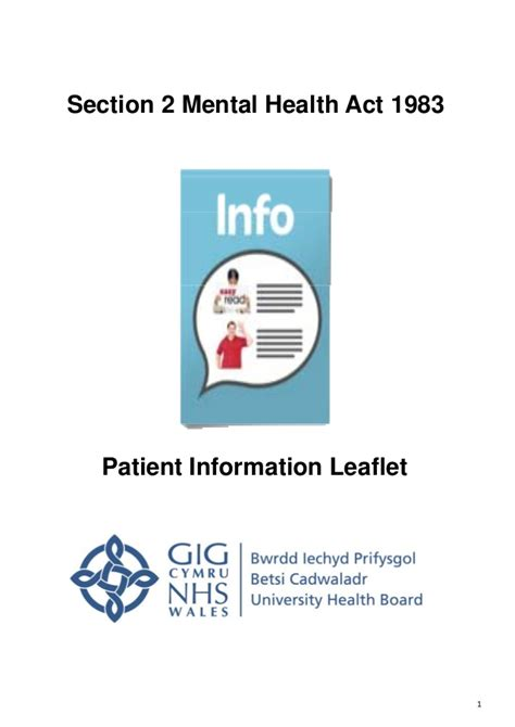 section 21 mental health act easy read mha section 2 pdf