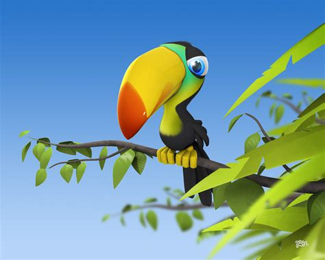 wallpaper 3d cartoon animal animals zoo park funny 3d cartoon wallpapers desktop