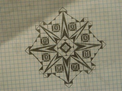 designs on graph paper graph paper starburst 2 by tattoofuzzy on deviantart