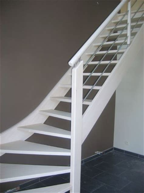 Treppe Lackieren Tipps by Geschilderde Trap Antislip Is De Finishing Touch