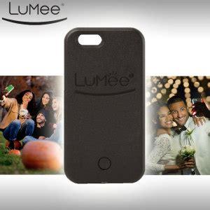 Lumee Iphone 6 6s Plus Selfie Powercase Power Casing Lu Har lumee iphone 6s plus 6 plus selfie light black