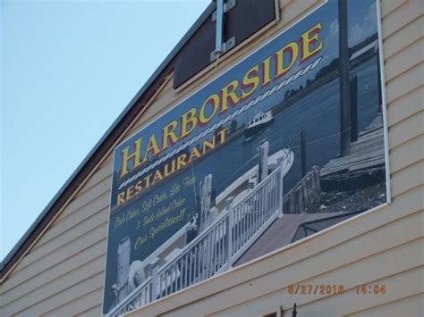 G Ewell Md Mba by Great Crabcake Review Of Harborside Restaurant Ewell