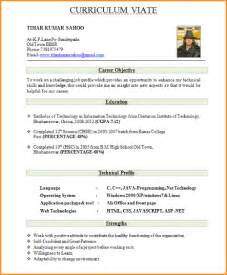 Best Resume Format For Teachers by 10 Fresher Teachers Resume Sle Invoice Template