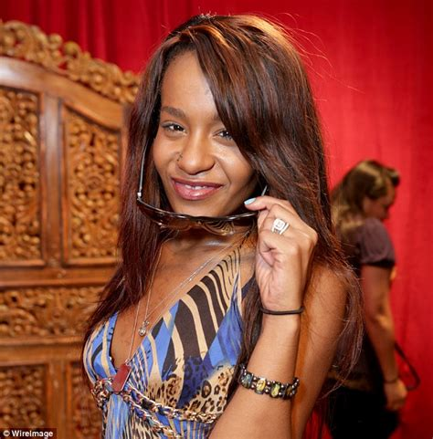 Frail bobbi kristina brown lookedfrail at a grammy event in los