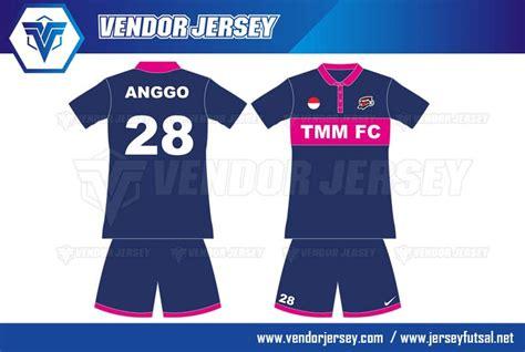 Vendor Jersey Futsal Seragam Futsal Custom Tangerang pesan jersey polyflex custom vendor jersey futsal