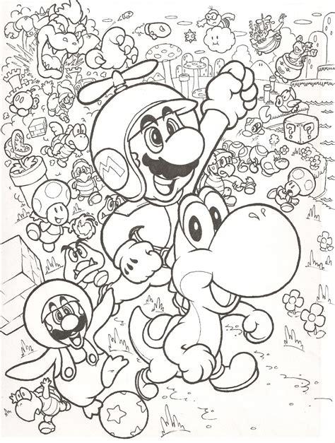 mario background coloring page colorir e pintar colorir e pintar o super mario bros